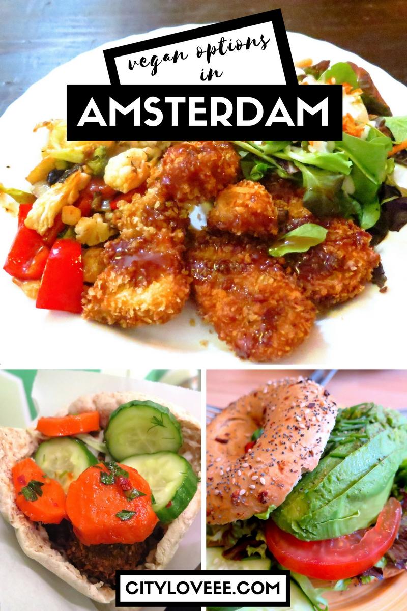 Vegan Options in Amsterdam