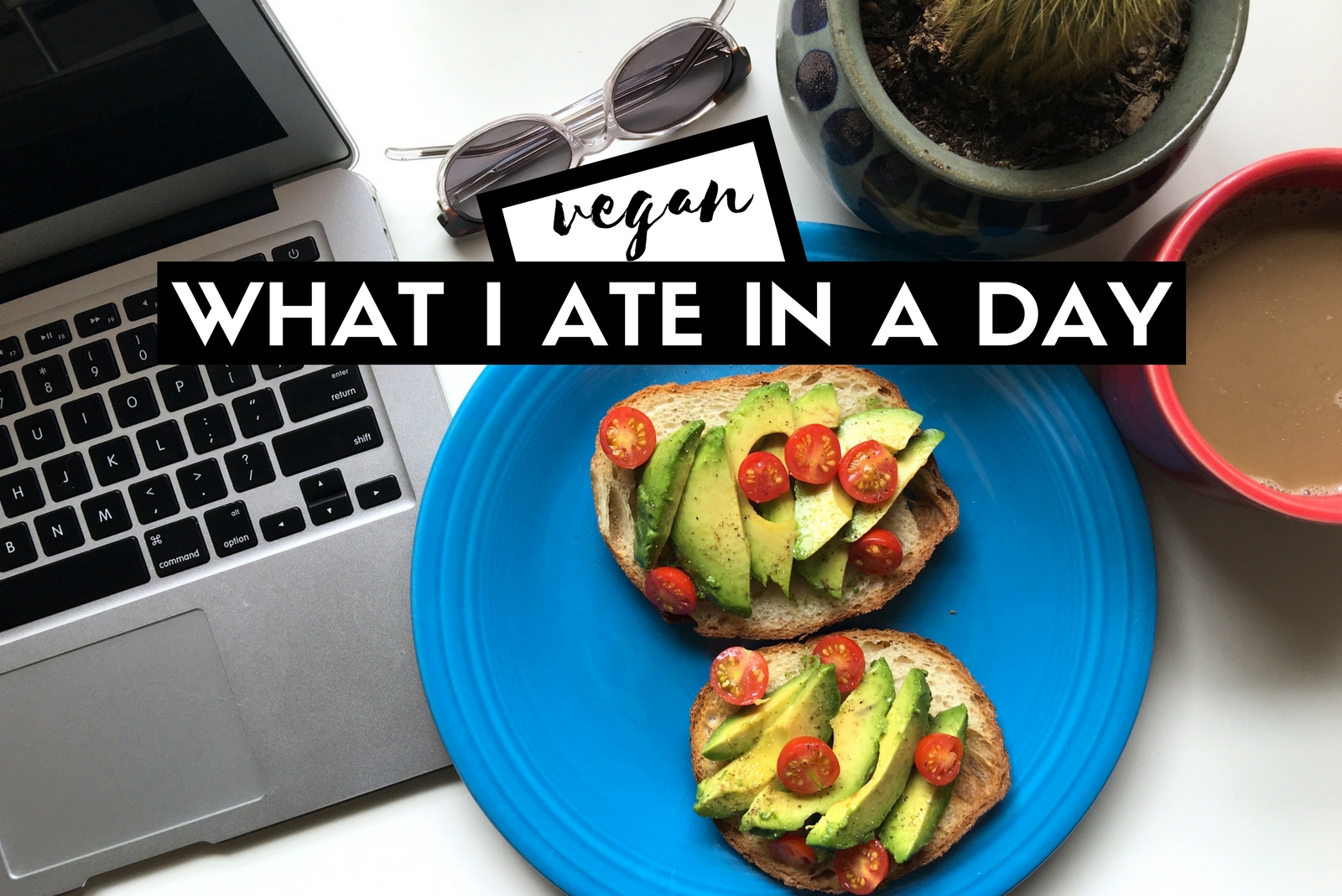 WHAT I ATE IN A DAY (VEGAN) / VLOG