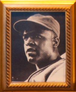 Portrait of Jackie Robinson Circa 1950, The City Reliquary Museum
