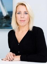 Malin Moberg, Enhetsansvarig specialistvården