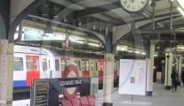 Edgware Road Tube station, London