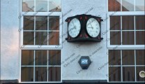 Two faced clock, Newcastle