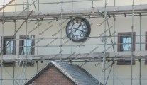 Wigton Medical Centre – clock