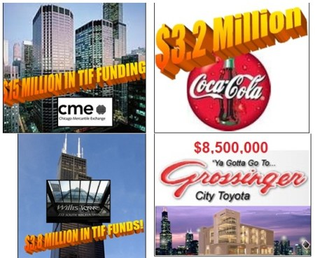 Surprise! These companies got YOUR tax dollars.