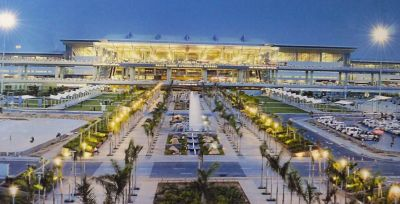 Rajiv Gandhi International Airport