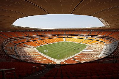 Soccer City Interior