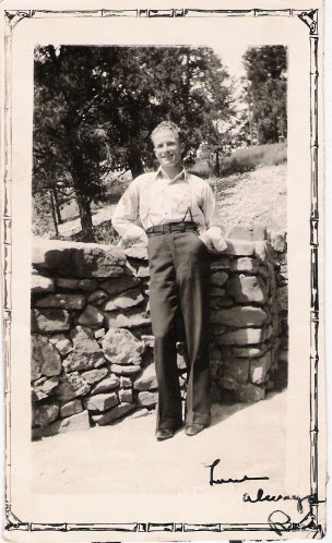#52Ancestors: Hoping to Find the Birth Record for Grandfather Roy Delmar Pace on My Upcoming Texas Road Trip