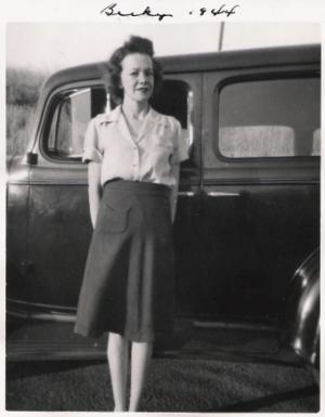 Rebecca Haley, 1944