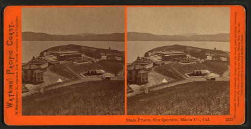 San Quentin State Prison, 1865-1872