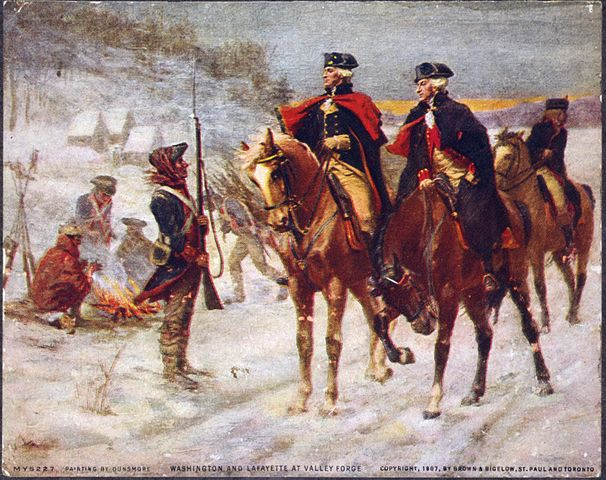 #52Ancestors: Storms Surrounding General Washington's Bodyguard, Sergeant William Pace