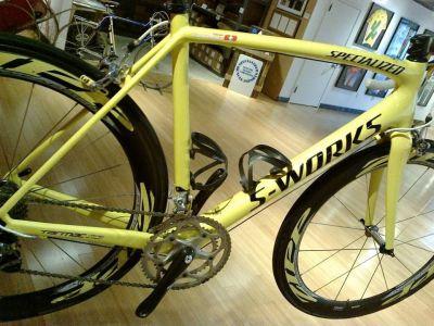 ... který ho doprovázel na Tour de France v roce 2010 ...