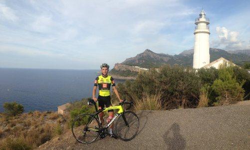 Saludos desde Mallorca ...