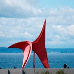 Calder in Olympic Sculpture Park