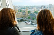 The London Eye –  A Great Place to Start a London Tour