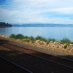 Beautiful Coast - Amtrak Cascades Rail from Vancouver to Seattle