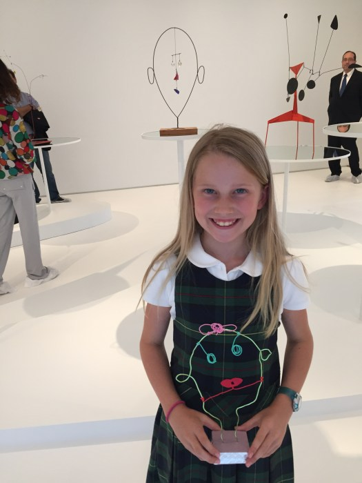 Sarah and Alexander Calder @ Dominique Levy Gallery