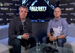 Vejam a revelação do multijogador de CoD: Advanced Warfare