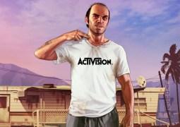 Filme de GTA? Rumores dizem que Activision estaria pensando em comprar a Take-Two