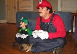 Feliz dia dos Pais Gamers