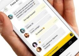 Para ser opção ao WhatsApp e Telegram, app de chat mira público sem smartphone