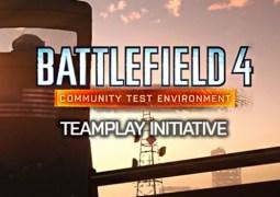 A Iniciativa Teamplay – Battlefield 4: CTE