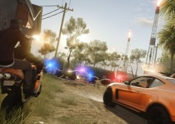 Hotwire de BF:H é um Need For Speed com lança foguetes