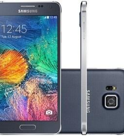 Samsung-Galaxy Alpha