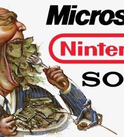 Console-Wars-Nintendo-Microsoft-Sony