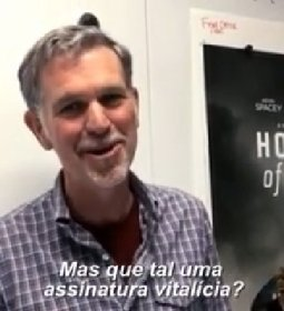 Netflix-Reed Hastings