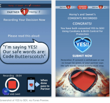Consent App screenshot