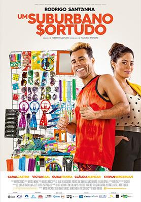 Poster do filme Um suburbano sortudo