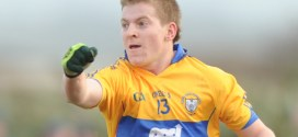 Podge to play one code for Clare in 2017