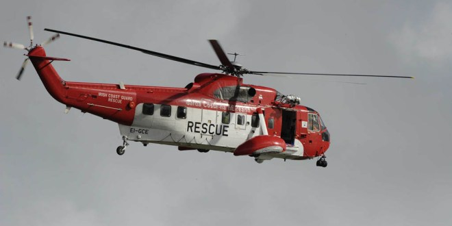 Kayaker rescued in Liscannor