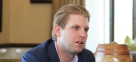 Eric  Trump says dad will be US president