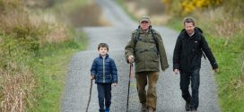 Sheahan family walk their own Mid Clare Way