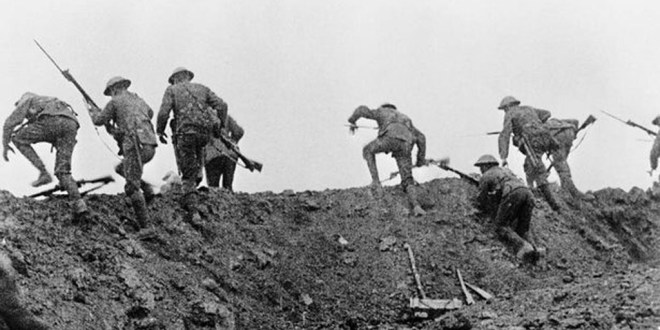 Bells toll for soldiers of the Somme