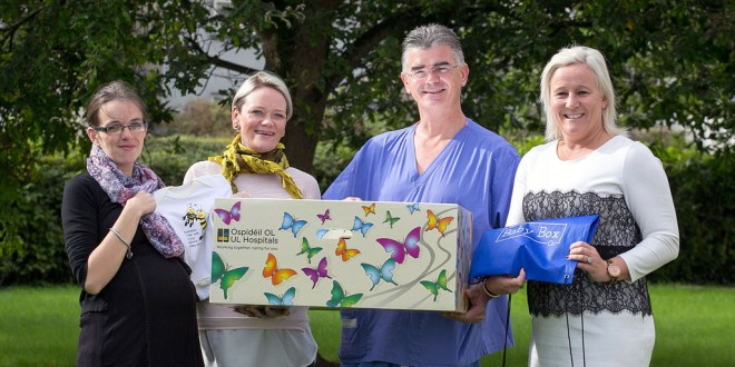 Maternity Hospital's 'baby box' initiative
