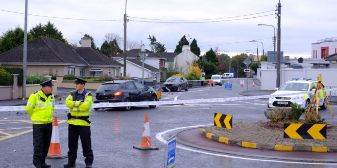 Man critical after Ennis crash