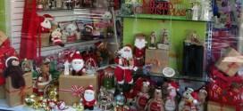 A vintage Christmas in Ennis