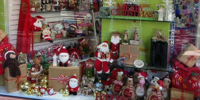 A vintage Christmas in Ennis