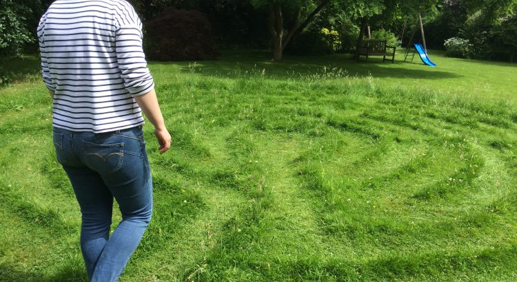 ArtBeat 2106 - Contemplation Labyrinth at the Friends Meeting House