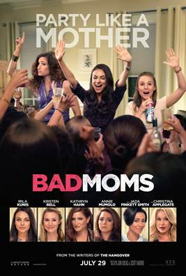 Enter To Win Tickets To An Advance Screening of BAD MOMS