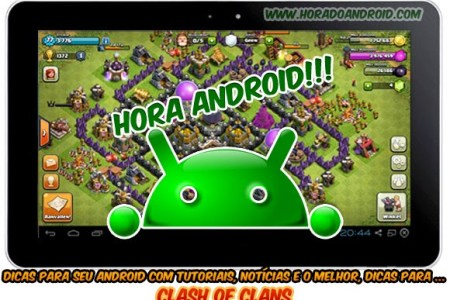 hora android clash of clans