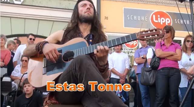 estas tonne-classical guitar