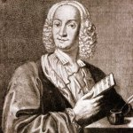 "Vivaldi: Largo from <br/>""Concerto in D for guitar & strings"""