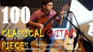 100-guitar-pieces