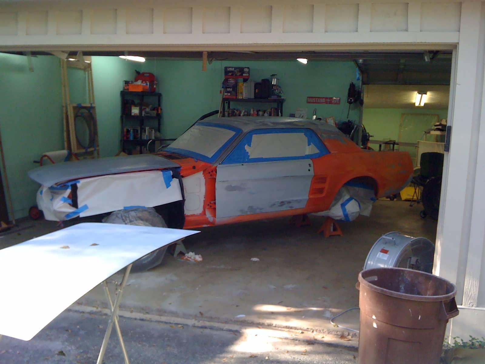 Garage Ventilation Hose : Garage ventilation classic cars and tools