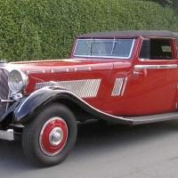 A Brough Superior Road Car