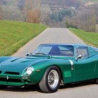 Alloy-bodied Bizzarrini