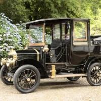 1913 Unic Taxi
